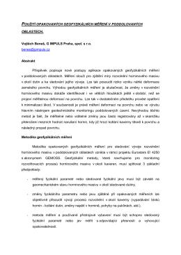 13 - G IMPULS Praha spol. s ro