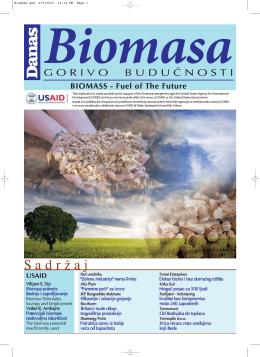 Biomasa kao gorivo budućnosti