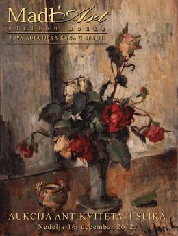 29. Aukcija antikviteta i slika