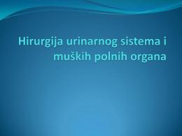 5. Hirurgija urogenitralnog sistema.pdf