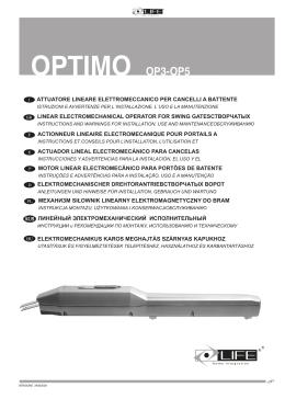OP3-OP5 - Sezam doors