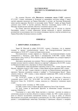 Izveštaj o kandidatu (PDF)