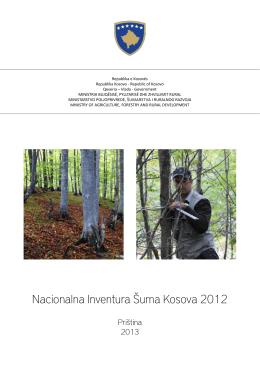 Nacionalna Inventura šuma Kosova 2012