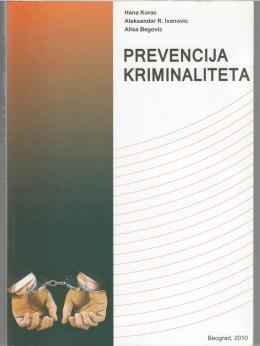 prevencija kriminaliteta
