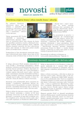 PLAC Novosti No 3