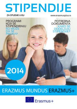 Erazmus Mundus 2014