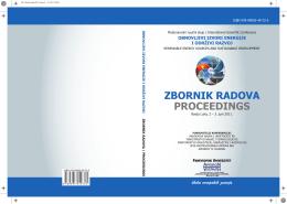 Zbornik radova (juni 2011) - OiE-AU