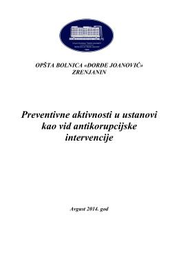 Preuzmite dokument o preventivnim aktivnostima(pdf)