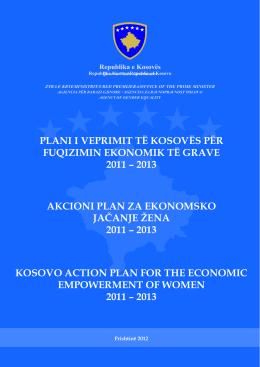 Planit të Veprimit të Kosovës për