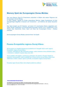 stáhnout - Evropský region | Dunaj