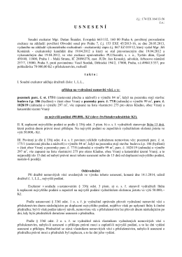 pøíklep 164-13 - Mgr. Dušan Šnaider
