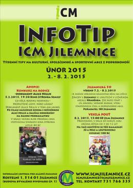 InfoTip 2. 8. 2. 2015