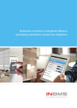 Bezbedno, komforno i energetski efikasno upravljanje stambenim i
