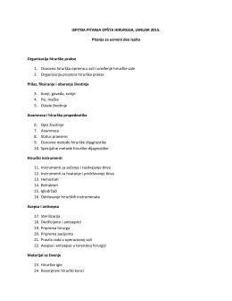 NOVO!!! Opsta hirurgija - ispitna pitanja 2015.pdf