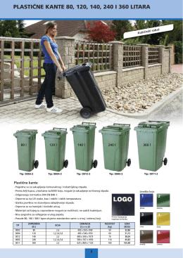 posude za bio otpad