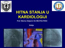 Хитна стања у кардиологији