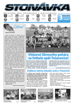 Editorial - Mikroregion