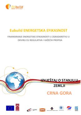 Izvještaj o stanju energetske efikasnosti u zemlji