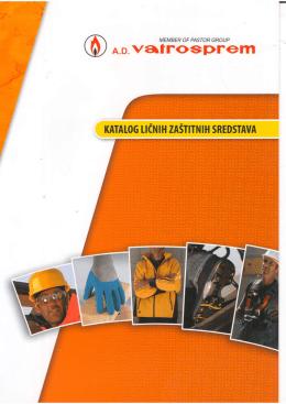Katalog ličnih zaštitnih sredstava
