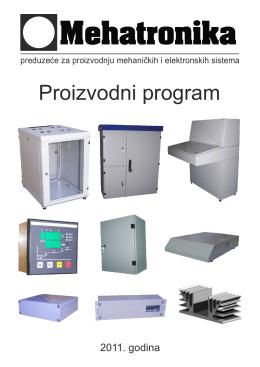 Katalog (PDF) - Mehatronika DOO