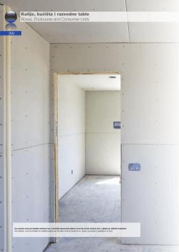 Instalacione kutije, razvodne table i podne kutije