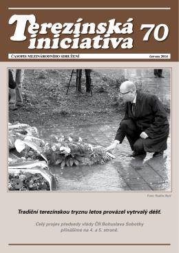 č. 70 - červen 2014 - Institut Terezínské iniciativy