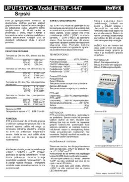 ETR 1447 Termostat.cdr