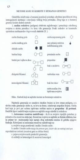 05 Metode koje se koriste u humanoj genetici