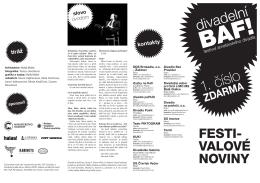 festivalové noviny 1. číslo (pdf)