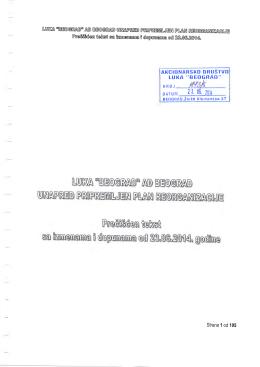 Prečišćen tekst sa izmenama i dopunama od 23.06