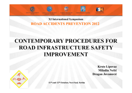 Road Safety Audit