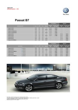 Passat B7