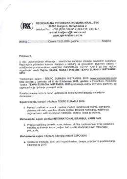 Pozivno pismo.pdf - Regionalna privredna komora Kraljevo