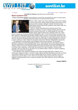 Novi list – kritika