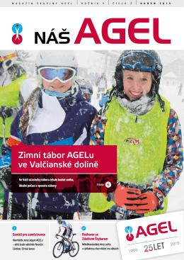 Zimní tábor AGELu ve Valčianské dolině