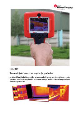 IRI4015 Termovizijske kamere za inspekciju građevina