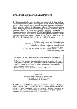 E2-KAPI dr Hasanagića