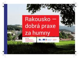 Rakousko ― dobrá praxe za humny - KS MAS Olomoucký kraj