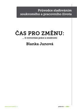 PDF verze knihy Čas pro změnu ke stažení