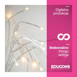 — Digitalna produkcija — Beskonačno mnogo