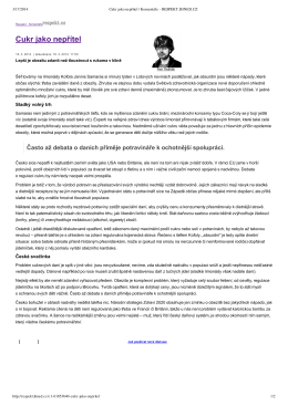 2014_03_17_Cukr jako nepřítel _ Komentáře – RESPEKT.IHNED