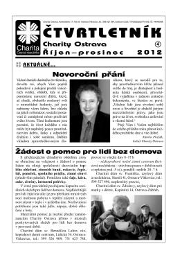 4/12 - Charita Ostrava