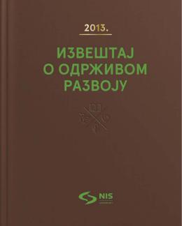 Izveštaj o održivom razvoju 2013