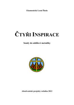 ČTYŘI INSPIRACE - Ekumenická lesní škola