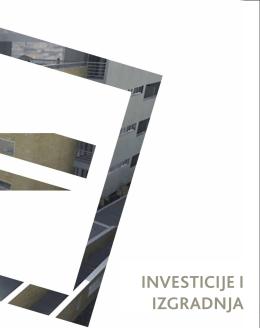 Investicije i građevinarstvo