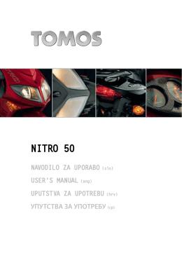 NITRO 50 - Tomos.si