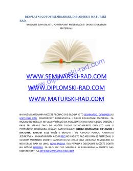 568. Novinarstvo-Teprija vesti i struktura pisanja