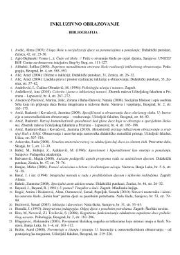 bibliografija.pdf - 272 kB - Metodologija naučnog istraživanja sa