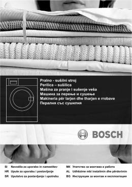 Pralno - sušilni stroj Perilica – sušilica Mašina za pranje i sušenje