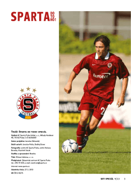 stáhnout - AC Sparta Praha